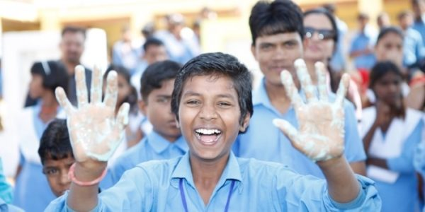Lindstrom UNICEF Clean India