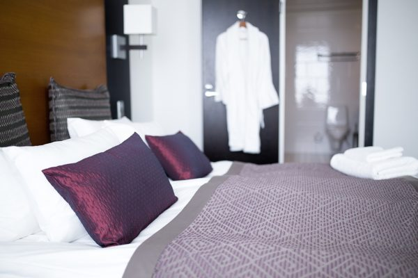Hotel textiles Bed linen