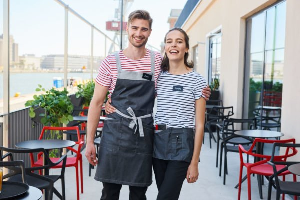Workwear for hotels and restaurants