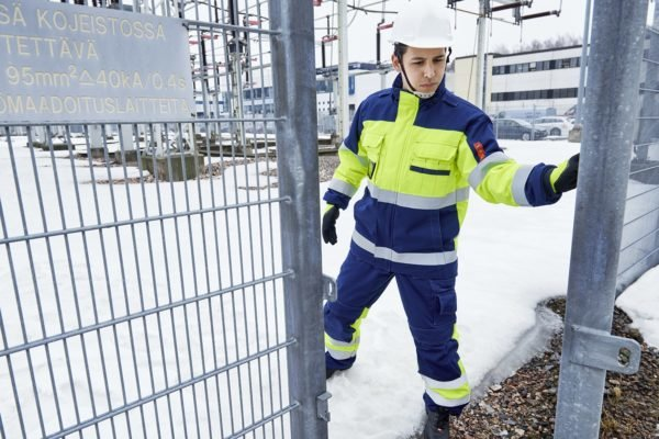 Lindstrom Workwear for Electrical Work