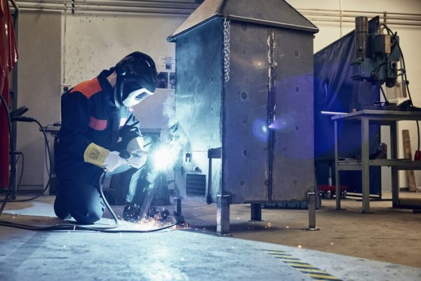 Lindstrom Workwear for Welding