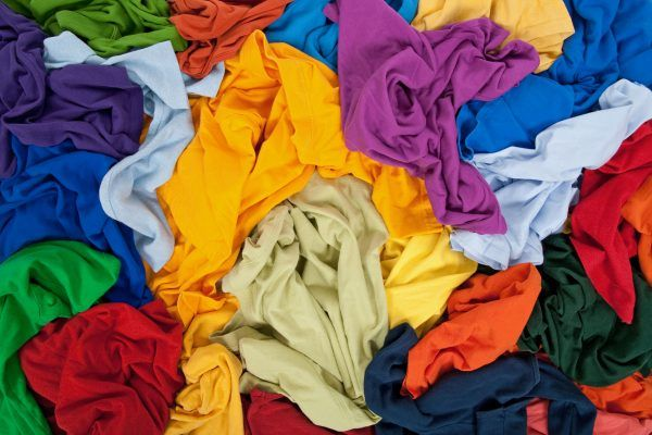 Textile waste recycling
