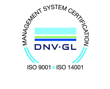 Certified management system Lindstrom