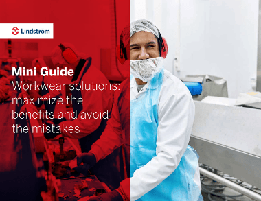 Lindstrom Mini Guide to help you choose the right workwear