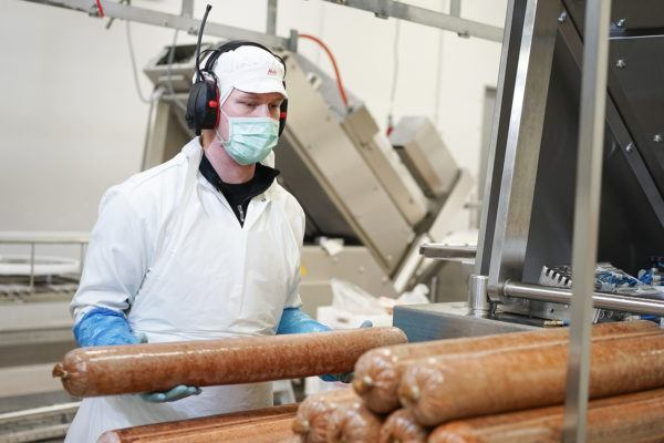 hygienic Workwear for Food Industry
